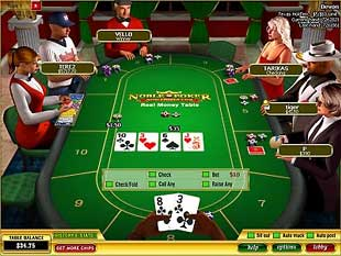 Juegos de casino poker texas gratis